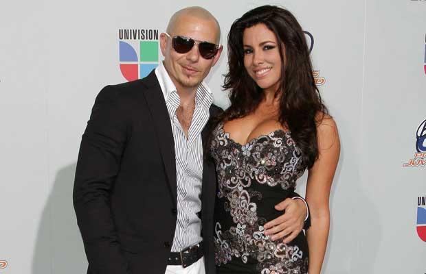 Pitbull rapper dating