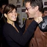 Marisa Tomei and Robert Downey