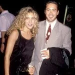 Sarah Jessica Parker and Robert Downey