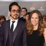 Susan Downey and Robert Downey