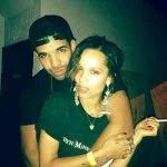 Zoe Kravitz and Drake