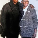 Jay-Z With His Mother