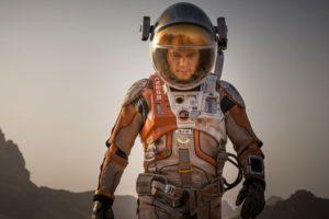 Matt in Martian