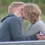 Toby Hemingway and Taylor Swift