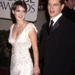 Winona Ryder and Damon