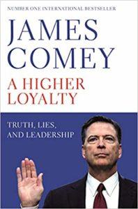 James Comey Book