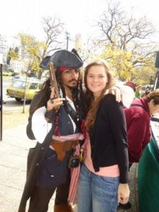 Johnny Depp with his Sister Debbie