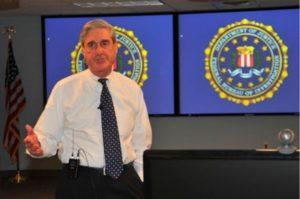 Robert Mueller as the FBI Director