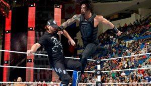 Roman Reigns Superman Punch