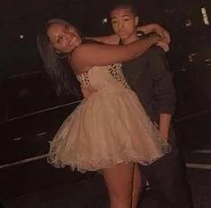 XXXTentacion with his Sister