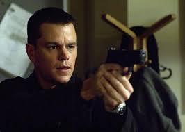 Matt Damon in The Bourne Identity