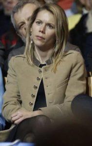 Emmanuel Macron daughter Tiphaine