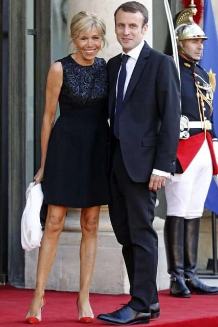Emmanuel Macron Wiki Height Weight Age Girlfriend Family Biography More