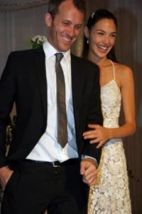 Gal Gadot with her Husband