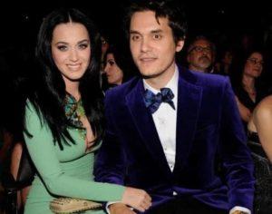 Katy Perry with John Mayer