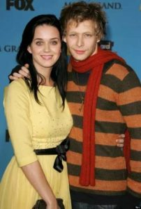 Katy Perry with Johnny Lewis