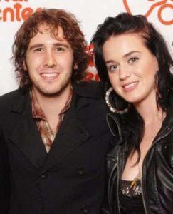 Katy Perry with Josh Gorban