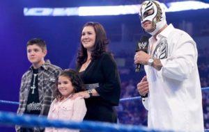 Rey Mysterio family