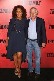 Robert De Niro with Grace Hightower