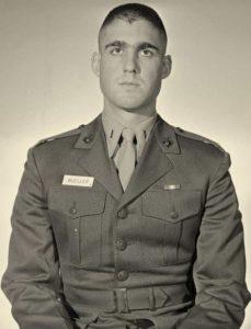 Robert Mueller During The Vietnam War