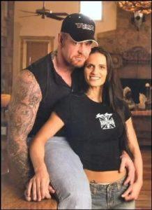 Undertaker with Sara Calaway