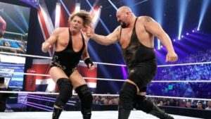 Big Show finishing move Knock-out Punch