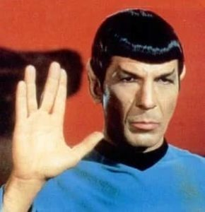 Angelina Jolie crush Dr. Spock