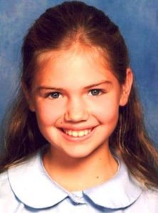 Kate Upton in Childhood