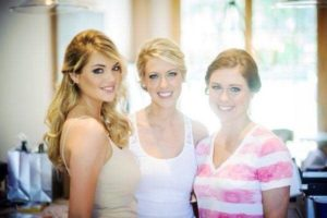 Kate Upton with her Sister