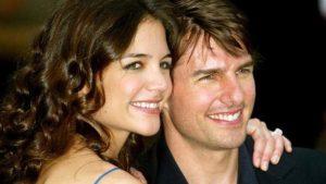 Tom Cruise with Cynthia Jorge