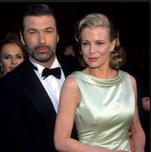 Alec Baldwin with Kim Basinger