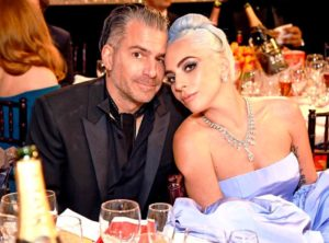 Lady Gaga with Christian Carino