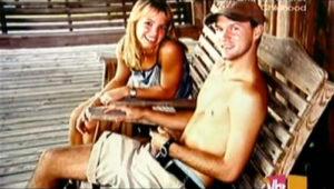 Britney Spears with Reg Jones