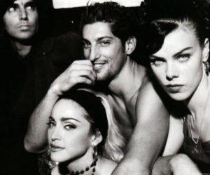 Madonna with Tony Ward