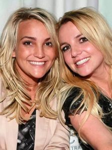 Britney Spears with her Sister
