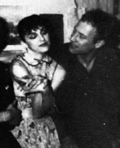 Madonna with Dan Gilory