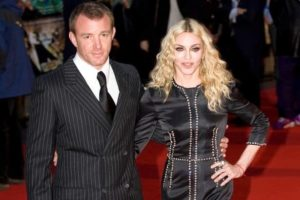 Madonna with Guy Ritchie