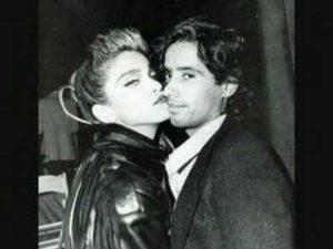 Madonna with John Jellybean Benitez