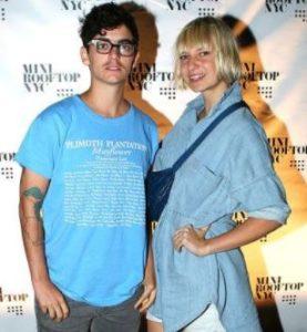 Sia Furler with JD Samson