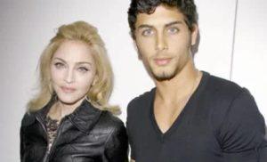 Madonna with Jesus Luz