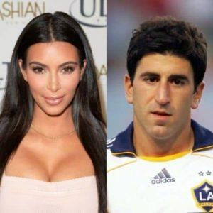 Kim Kardashian & Alecko Eskandarian