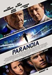 Isidora Goreshter debut movie Paranoia