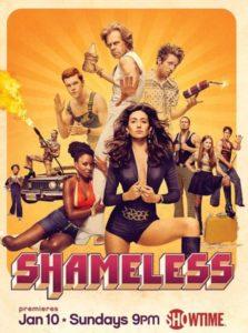 Isidora Goreshter debut TV Shameless