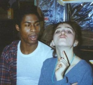 Madonna with Stephen Bray