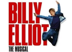 Tom Holland in Billy Elliot the Musical