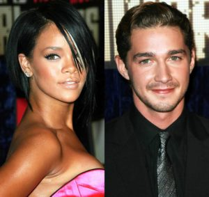Shia Labeouf & Rihanna