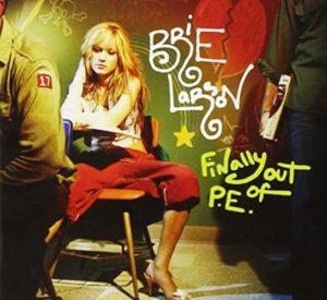 Brie Larson Album Finally Out Of P.E