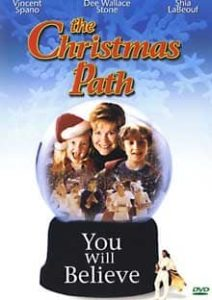Shia Labeouf in The Christmas Path