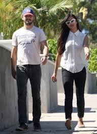 Shia Labeouf with Karolyn Pho