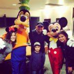 Selena Gomez with Family